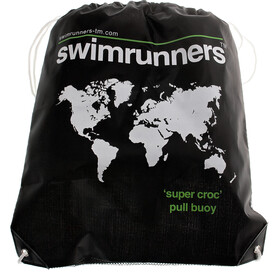 Swimrunners Super Croc Ready Pull Buoy for Pull Belt neon green